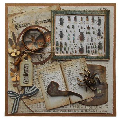 Obrázek Přání do obálky Gentleman 3
