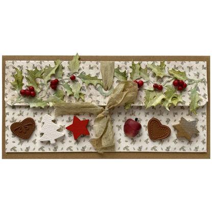 Obrázek Vánoční přání na peníze Koleda