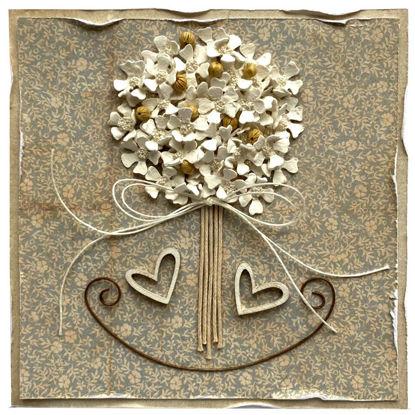 Obrázek Svatební přání Stromeček