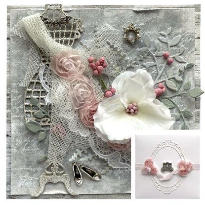 Obrázek Svatební přání na peníze s krabičkou Kočár