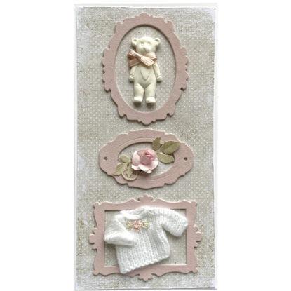 Obrázek Přání k narození miminka Pro holčičku