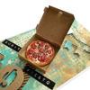 Obrázek Přání k 40. narozeninám Salámová pizza