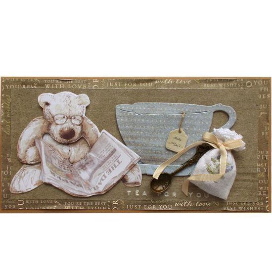 Voňavé přáníčko Medvídek s mátou 2