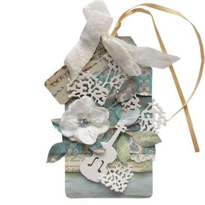 Obrázek Jmenovka na dárek (velká) Housle