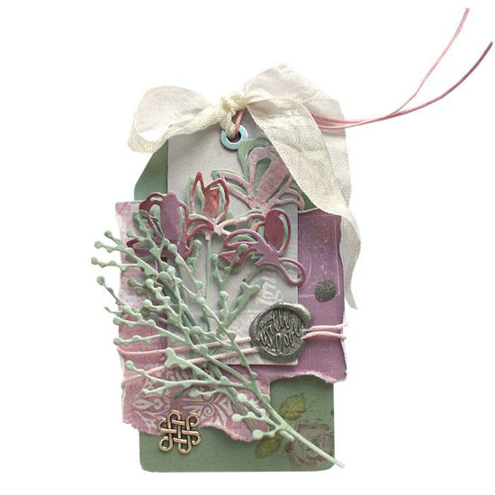 Obrázek Jmenovka na dárek (velká) Pečeť