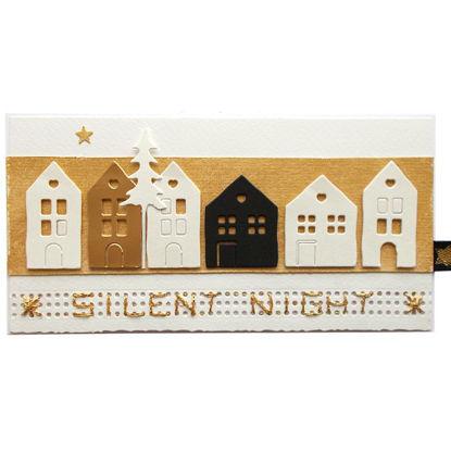 Vánoční přání Silent night