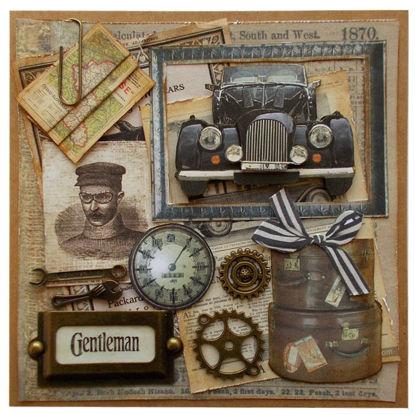 Obrázek Přání do obálky Gentleman 8
