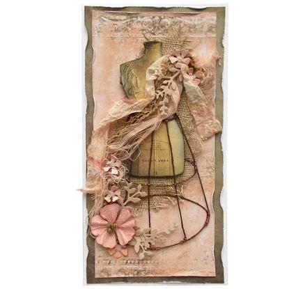 Obrázek Přáníčko do obálky Figurína