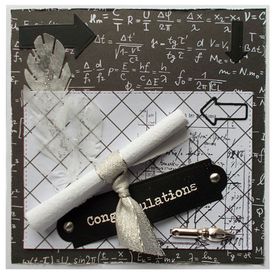 Obrázek Přání k úspĕšnému studiu Matematik 1