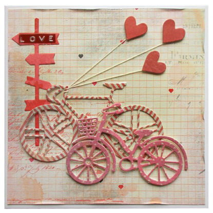 Obrázek Valentýnské přáníčko Kola