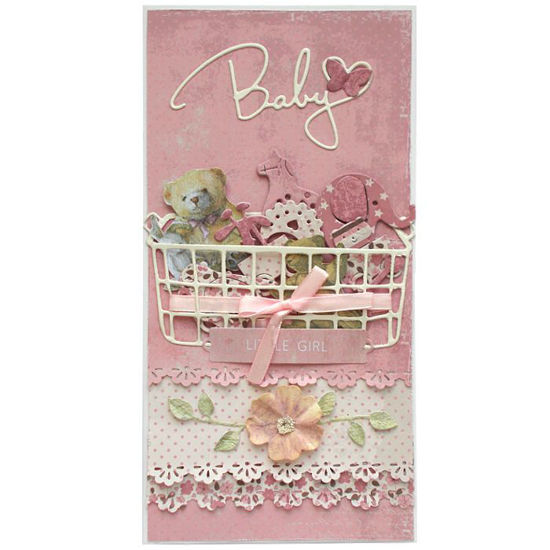 Obrázek Přáníčko Baby hračky girl