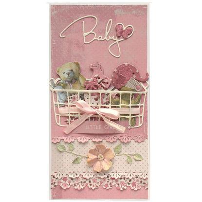 Obrázek Přáníčko Baby hračky girl 2