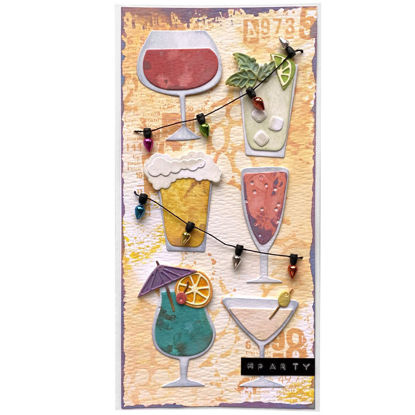 Obrázek Přání do obálky Párty mód