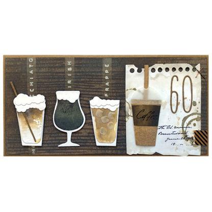 Obrázek Přání k 60. narozeninám Coffee
