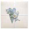 Obrázek Svatební přání na peníze s krabičkou Věneček kopretin