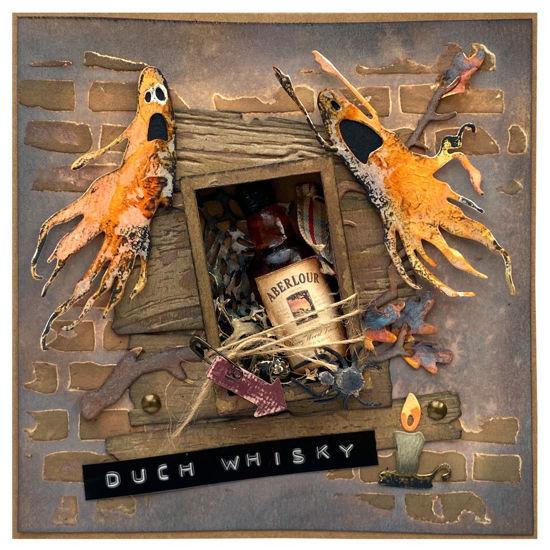 Obrázek Přání do obálky Whisky