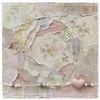 Obrázek Přáníčko do obálky Růžová koláž