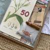 Obrázek Přání k 50. narozeninám Tabák + semínka