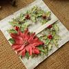Obrázek Vánoční přání Vánoční věnec