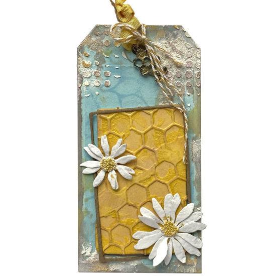 Obrázek Jmenovka na dárek (velká) Se včeličkou