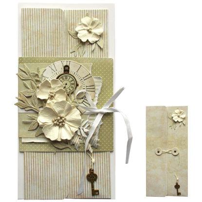 Obrázek Přání na peníze s obálkou Hodiny
