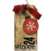 Obrázek Jmenovka na dárek (velká) Vánoce 24.
