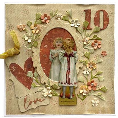 Obrázek Přání k 10. narozeninám Zrcadlo