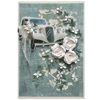 Obrázek Svatební přání Bílé svatební auto