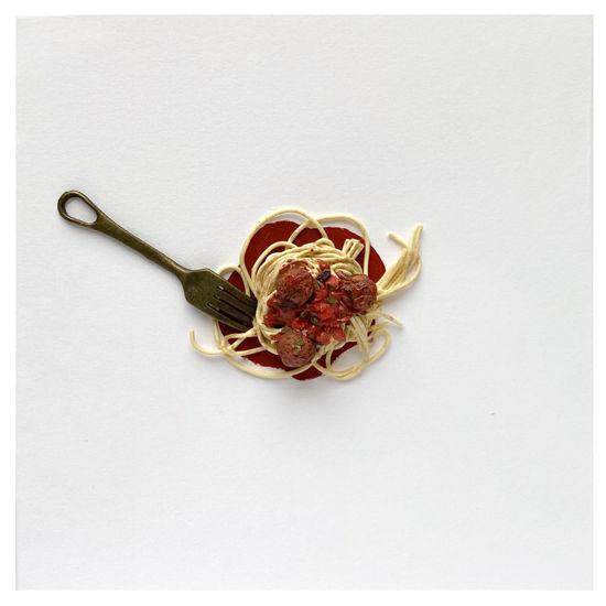 Obrázek Přání do obálky Špagety 1
