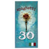 Obrázek Přání k 30. narozeninám Špagety