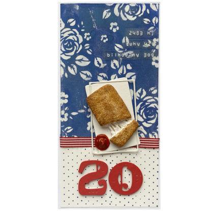 Obrázek Přání k 20. narozeninám Smažák
