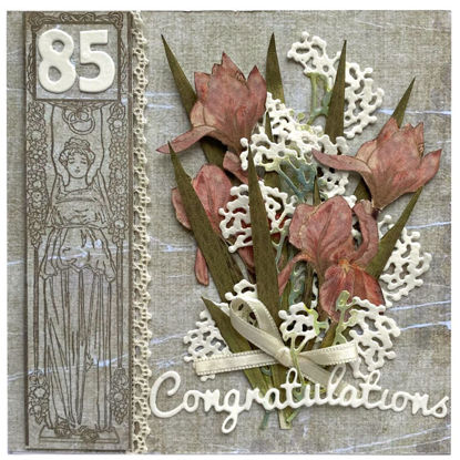 Obrázek Přání k 85. narozeninám Kytice