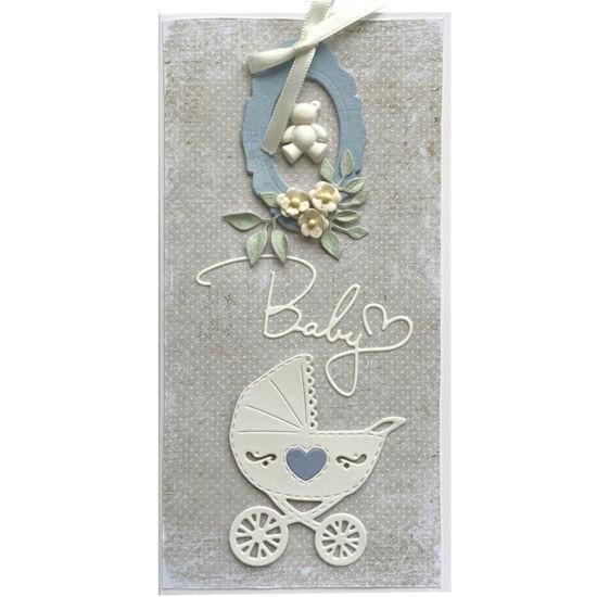 Obrázek Přání k narození miminka Pro chlapečka 3
