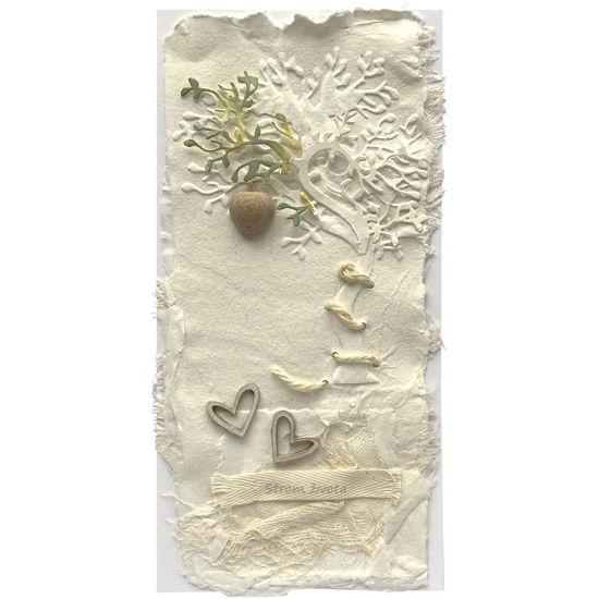 Papírové vytlačované přáníčko