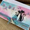 Obrázek Přání do obálky Kočky