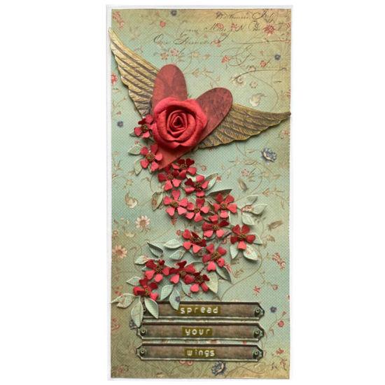 Obrázek Přání do obálky Růže