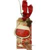 Obrázek Jmenovka na dárek (malá) Červené víno 2