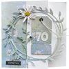 Obrázek Přáníčko k 70. narozeninám Kopretinové