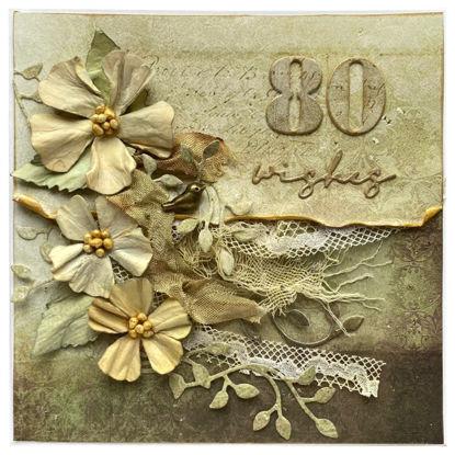 Obrázek Přáníčko k 80. narozeninám Přání