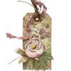 Obrázek Jmenovka na dárek (velká) Bella rosa