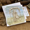 Obrázek Svatební přání z provázků - Brána do života