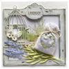 Obrázek Voňavé přání Levandule s motýlkem