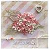 Obrázek Přání k 60. narozeninám Růžová hortenzie