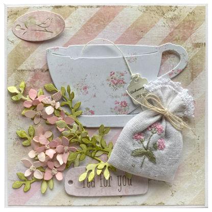 Obrázek Voňavé přání Čaj pro tebe - dobromysl