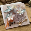 Obrázek Přání na peníze s krabičkou Orient - káva