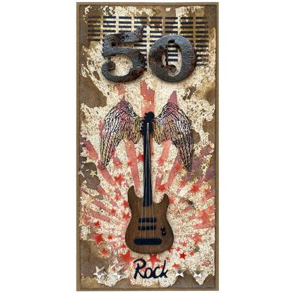 Obrázek Přání k 50. narozeninám Rocker