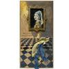 Obraz od nizozemského barokního malíře Jana Vermeera Dívka s perlou