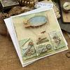 Obrázek Přáníčko do obálky Vzducholoď unikátní