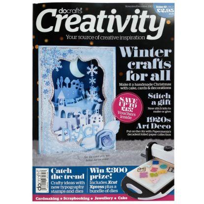 Obrázek Časopis Docrafts Creativity č. 42