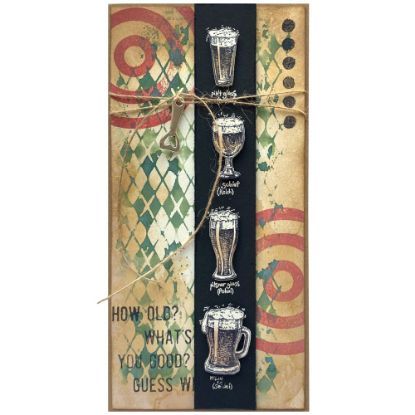 Obrázek Přání do obálky Pivo